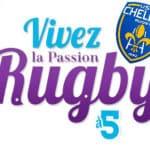 Le rugby à 5 bannière - Chelles