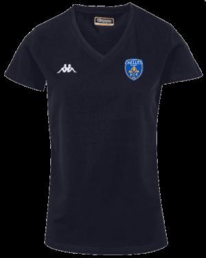 T-Shirt MELETI femme bleu marine