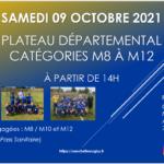 Plateau EDR M8 M12 09102021
